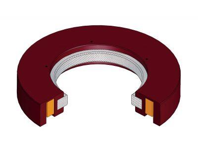 Joint rotatif, pour la protection des roulements