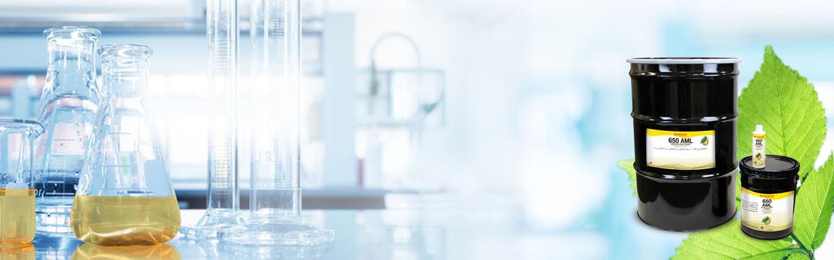 Biodégradable 650 AML prolonge la durée de vie de l'équipement en Réduisant considérablement l'usure